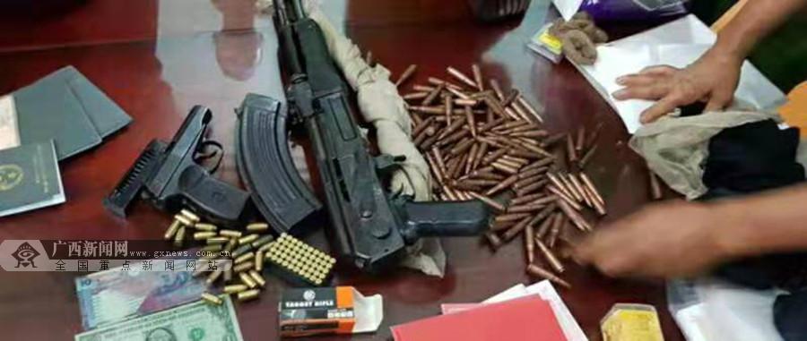 中越警方聯手 全鏈條摧毀一武裝販毒團伙(圖)