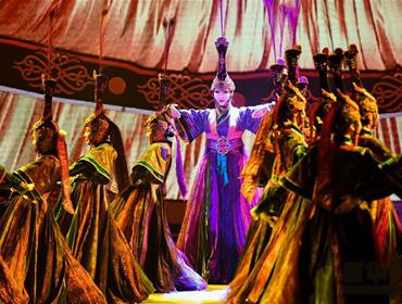 第三屆中蒙國際文化交流活動周開幕