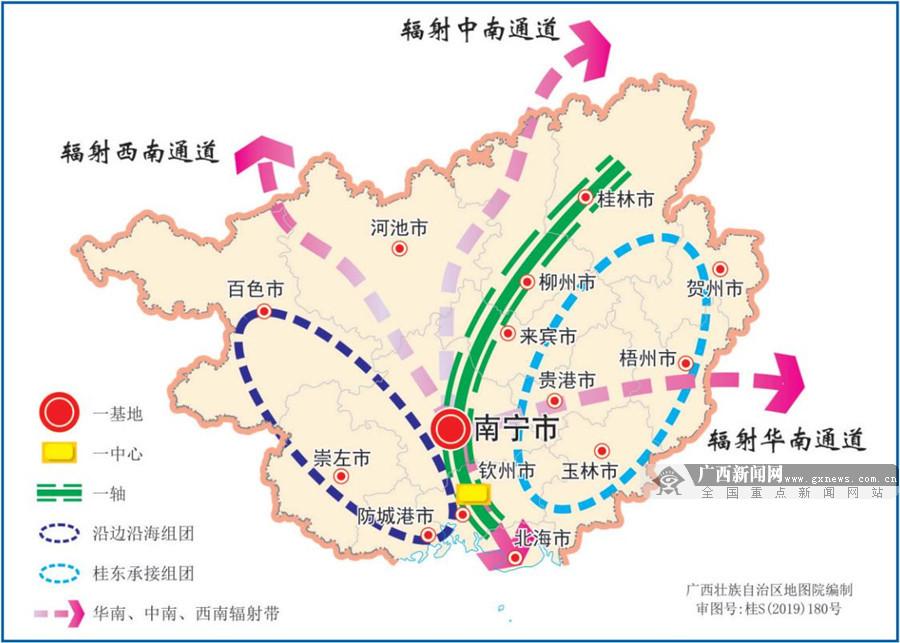 中国-东盟信息港:建设数字门户 共筑数字丝路