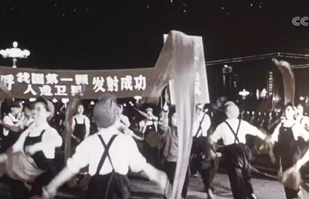 大型文献专题片《我们走在大路上》宣传片60秒