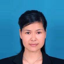 王琼�P 横县县委宣传部副部长