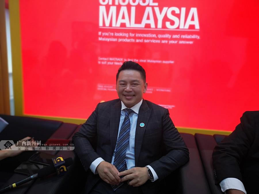 马来西亚国际贸易和工业部部长达勒・雷金:期待10+1合作到永久