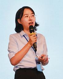 [广西网络媒体峰会]叶晨瑜:大数据融合出新动能