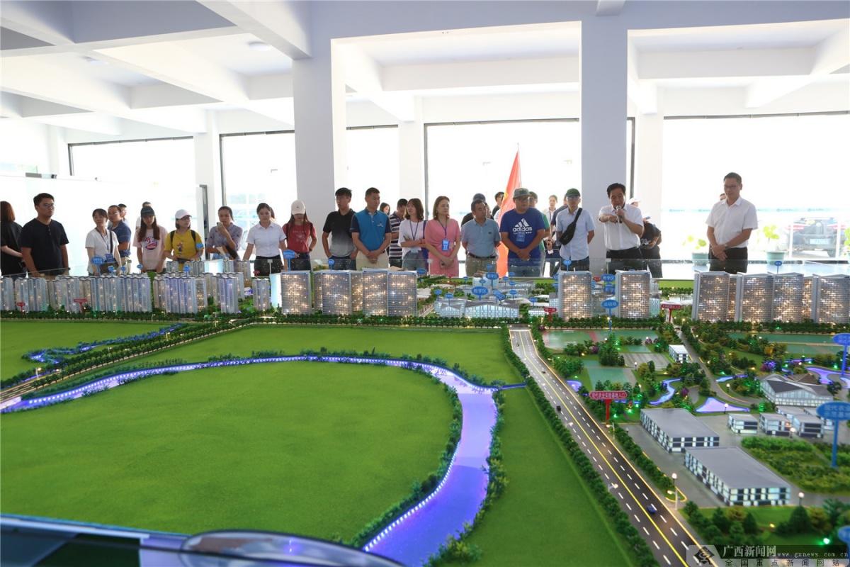 广西工业学院即将落成 助力提升贵港实体经济综合竞争力