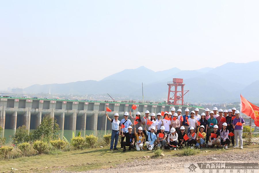 为祖国点赞!大藤峡水利枢纽:黔江明珠 百姓福祉