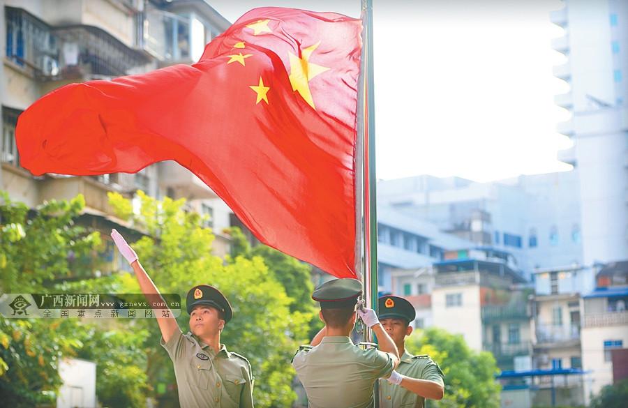 9月28日焦点图:南钦防改扩建工程即将完工