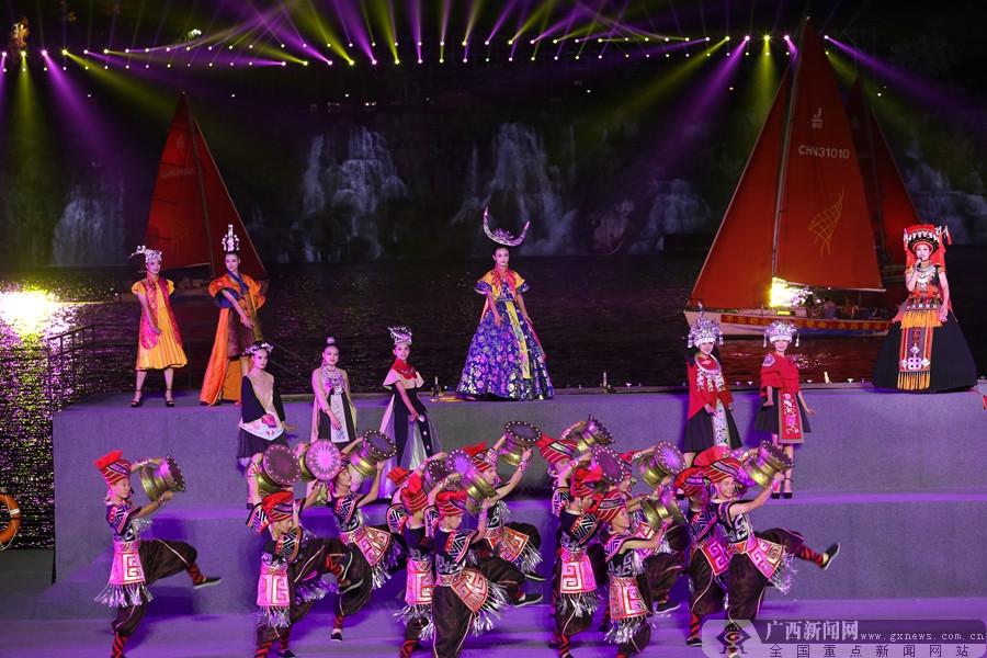 2019中国威尼斯人网站国际水上狂欢节暨水上休闲运动会开幕