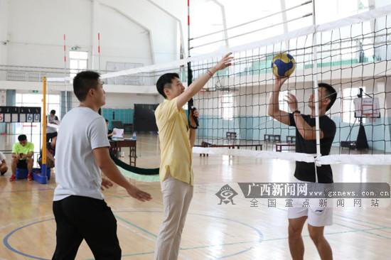 为2019中国和球公开赛南宁站蓄力 广西首办培训班