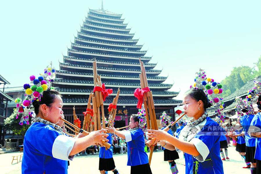 10月9日焦点图:国庆期间广西旅游市场成绩喜人