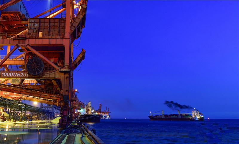 防城港在西部陆海新通道的作用进一步凸显