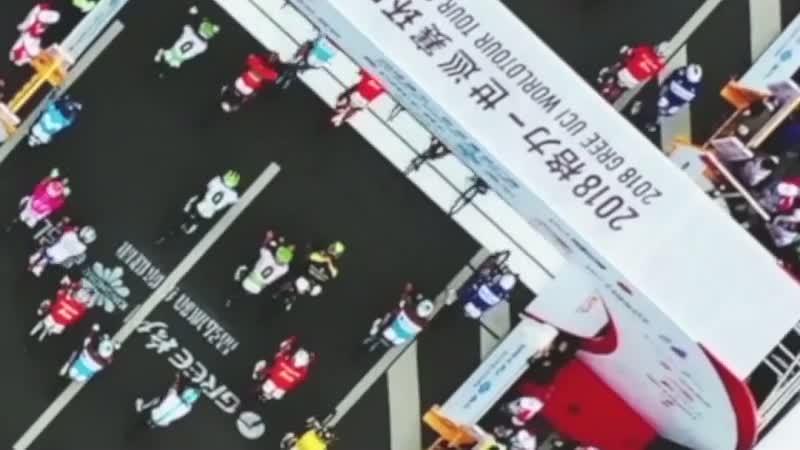 """2019格力""""世巡赛・环广西""""宣传片15s竖屏"""