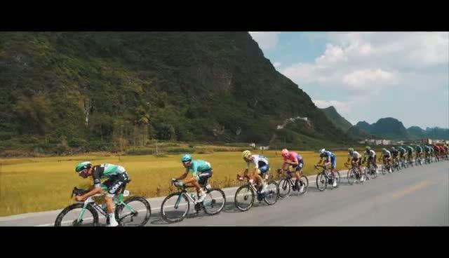 环广西自行车赛