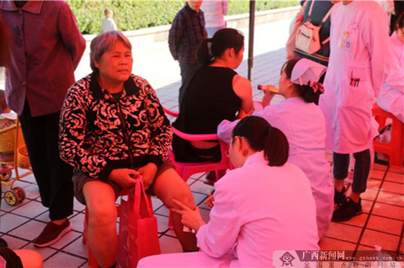 南宁市2019年健康中国行暨健康八桂行宣传活动启动