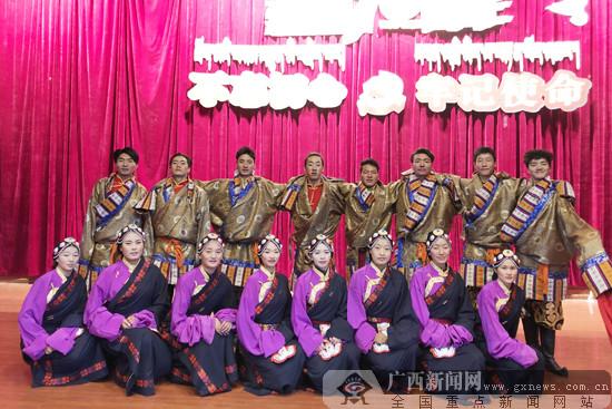 中国少数民族广场舞大赛・梧州苍海站11月3日开幕