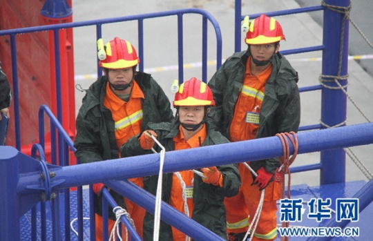 【火焰蓝一周年】烈火英雄的蜕变——国家综合性消防救援队伍转制一周年福建见闻