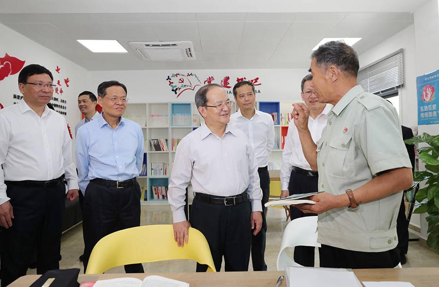 广西党政代表团赴广东学习考察