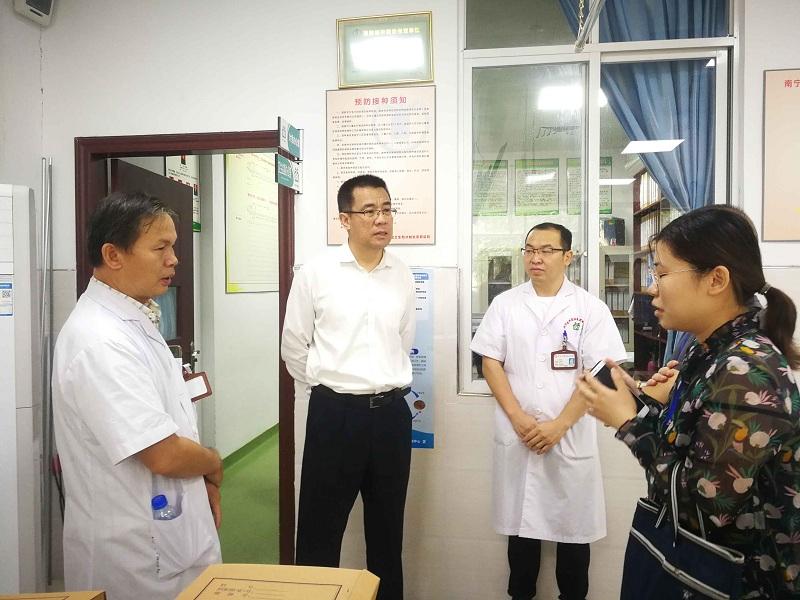 预防接种专项整治和二类疫苗使用管理开展飞行检查