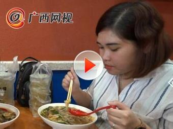 越南留学生黎秋幸:不爱吃辣 爱米粉