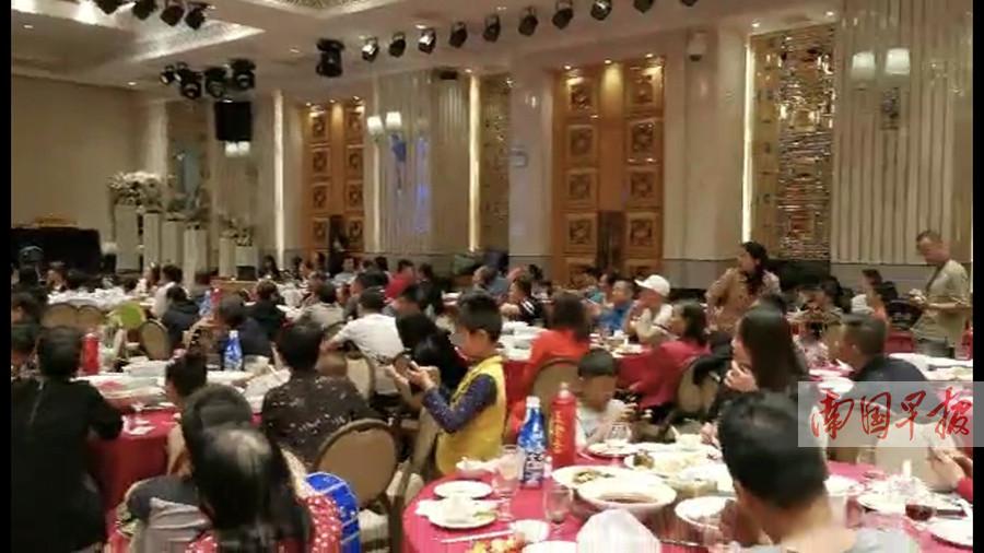 11月19日焦点图:60多人赴宴后疑似食物中毒