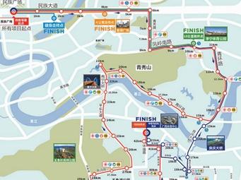 """11月23日焦點圖:""""南馬""""來了!這些道路將限行"""