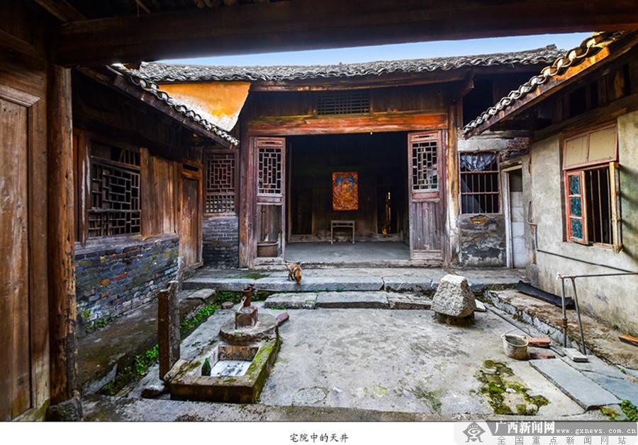 桂林摄影师吕建伟用镜头记录灵川《古城三街》