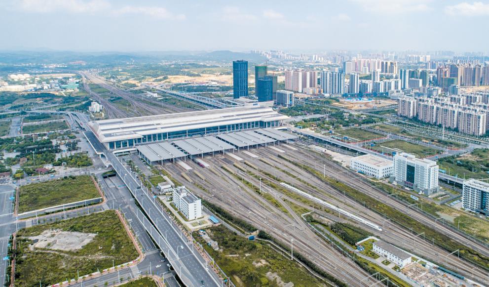 6日焦點圖:南寧全力打造區域性現代綜合交通樞紐
