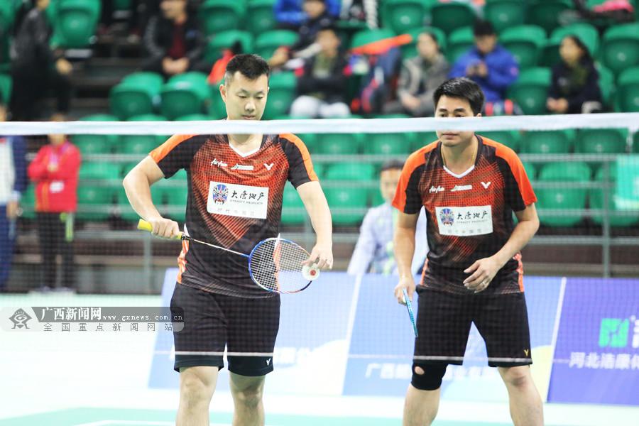 2019中国-东盟城市羽毛球混合团体邀请赛开赛(图)
