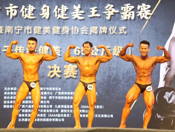 【12小時】健身32年參賽15次,57歲健美達人9次獲第一