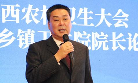 河南省中医骨关节病治疗中心曹清峰主任为大家进行授课