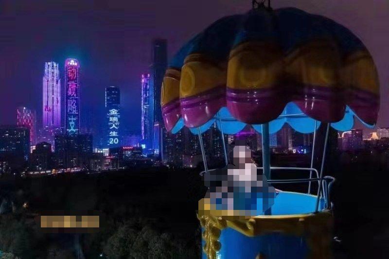 有人在南宁凤岭儿童公园拍不雅照!园方:已报警