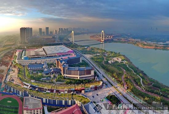 南宁市邕宁区财政收入首次突破20亿元