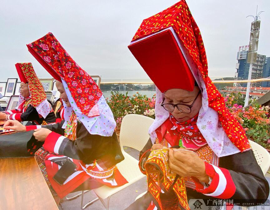 2020非遗文化舞会在防城港盛演