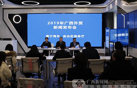 2019年广西外贸进出口总值4694.7亿元 创历史新高