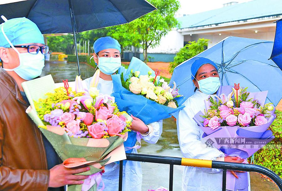 1月26日焦点图:广西紧急调配2万人份检测试剂,每日排查7800多名发热患者
