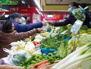 南京:240家农贸市场恢复营业