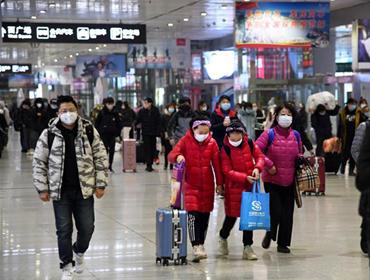 青岛铁路:迎来复工返程客流高峰