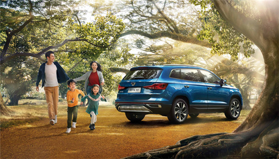 捷达中型SUV VS7尝鲜上市 四款车型10.68万元起