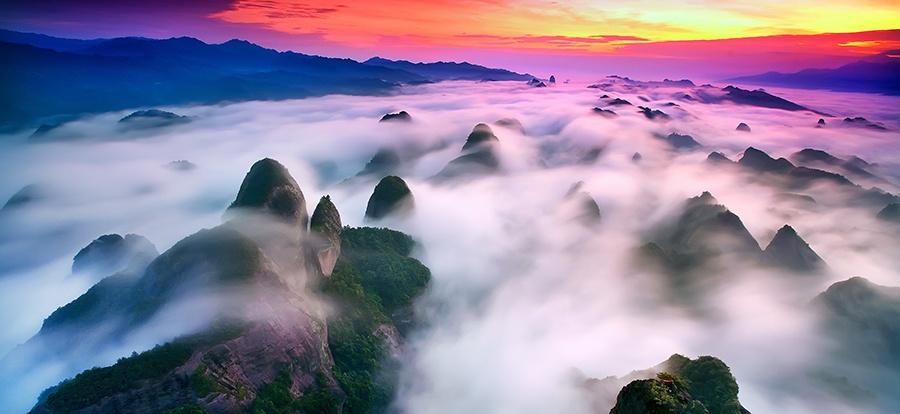 广西旅游,最好的资源在县域 县域旅游百舸争流
