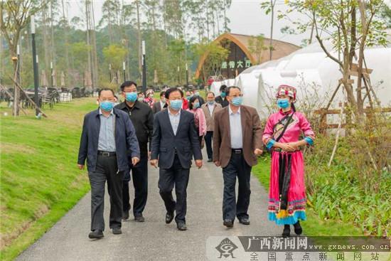 广西不断推动森林康养旅游项目提质增效