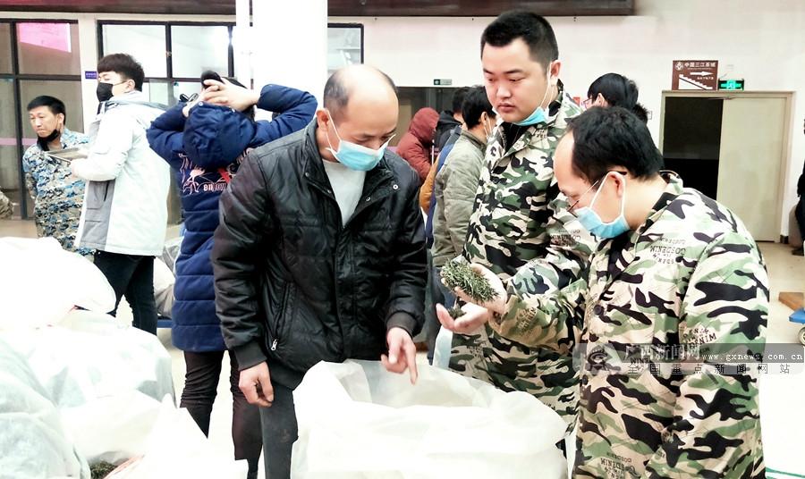 三江:畅通茶叶销售渠道 帮助茶农增收脱贫