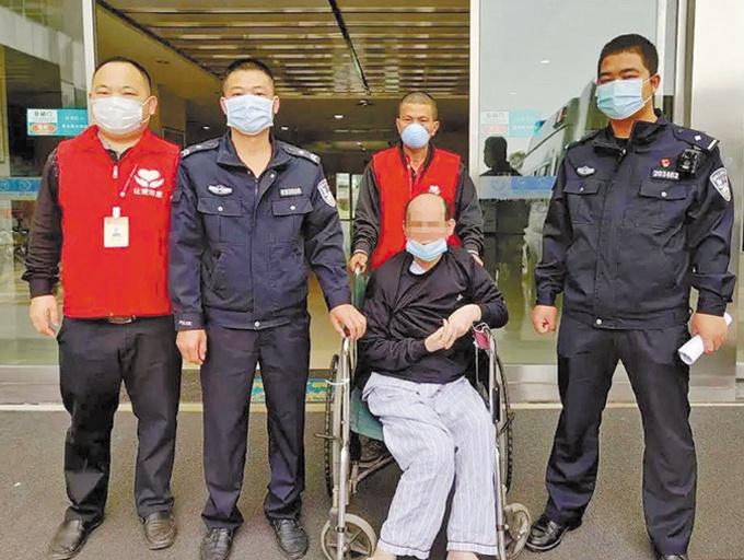 3月20日焦点图:志愿者帮男子寻亲却发现是命案逃犯