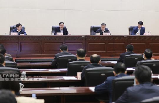全区安全生产电视电话会议召开 陈武作出部署