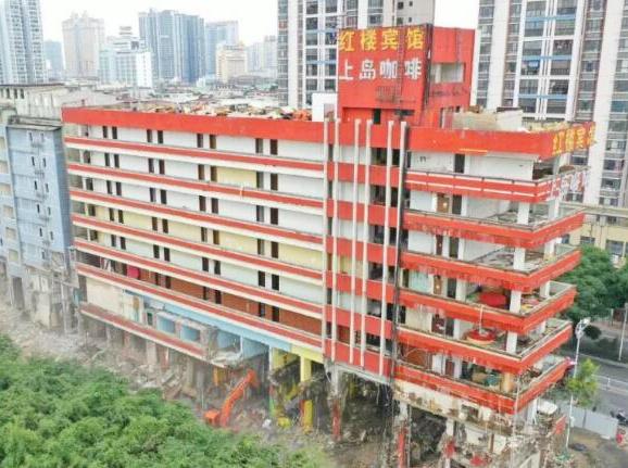 又一座老南宁地标消失!南棉红楼要拆除,将建成…
