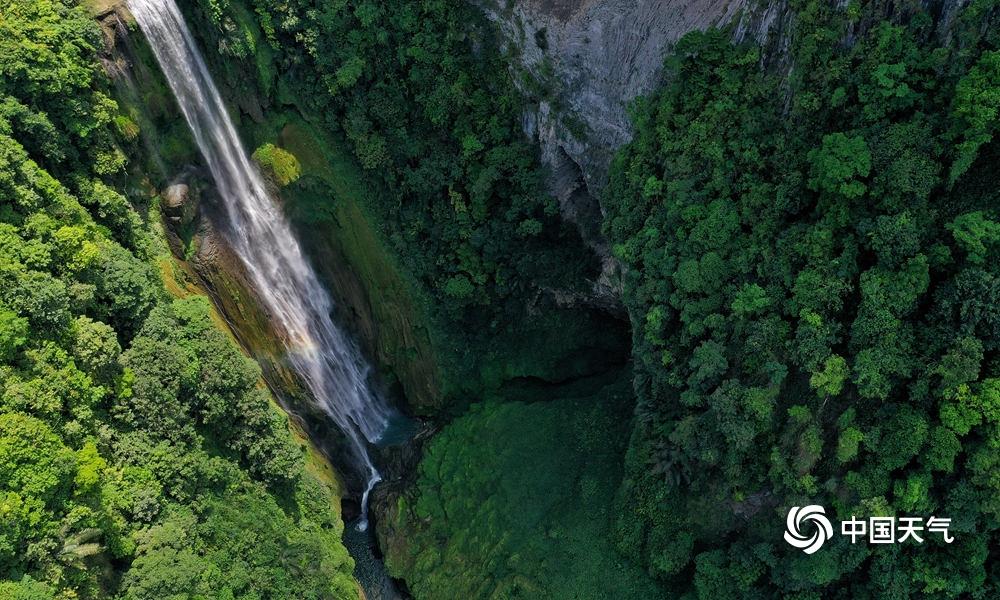 高清组图:值得一去的天堂——通灵大峡谷