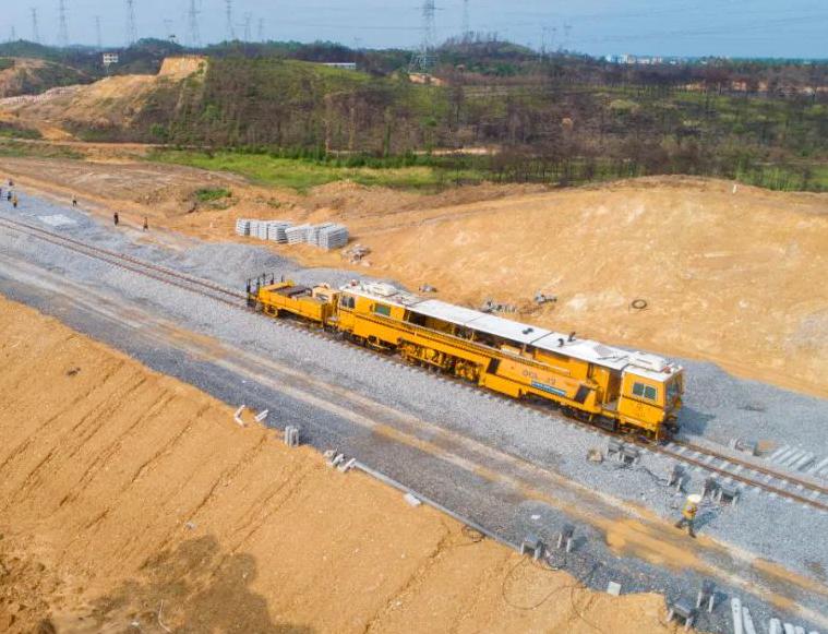 ag电子游戏哪个最会爆又一重大铁路工程将建成,涉及千亿元产业!