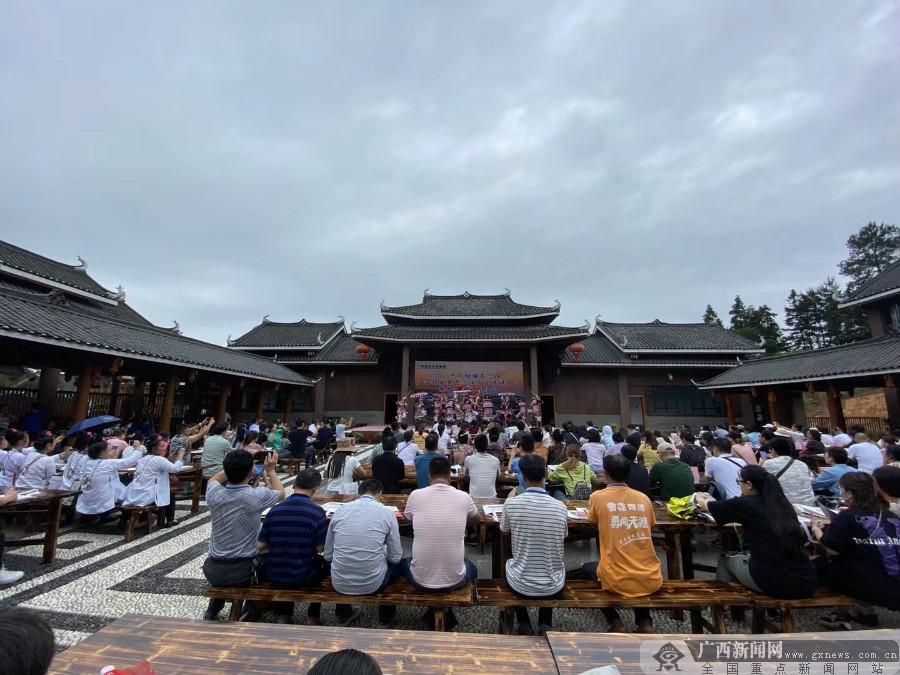 项目招商吸引商家落户 助力三江大侗寨文旅产业升级