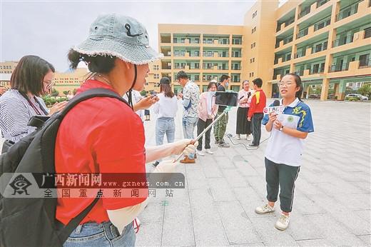 环江:学校是县城最美的风景