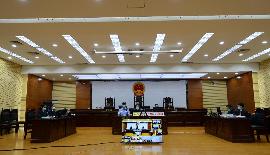 焦点图:受贿500余万,南宁治安支队原支队长受审