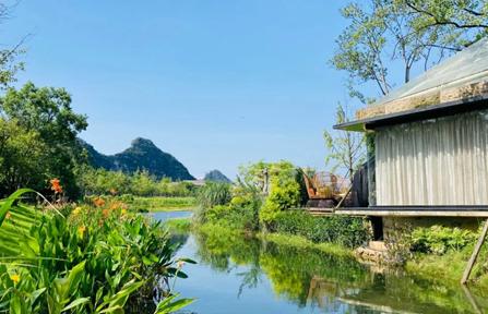桂林有这么一个景区,入住只认会员卡
