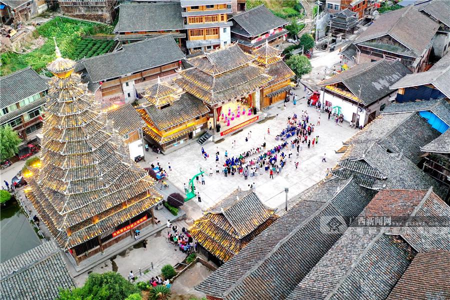 柳州三江:侗寨歌声回来了